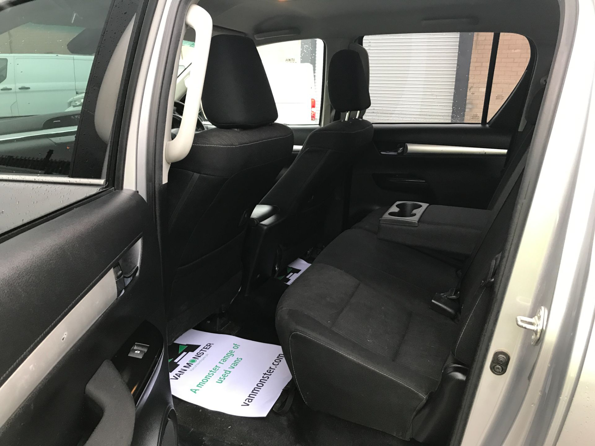 2017 Toyota Hilux  DOUBLE CAB 3.0D4D 4X4 171PS INVINCIBLE EURO 5 (NV17SMO) Image 21