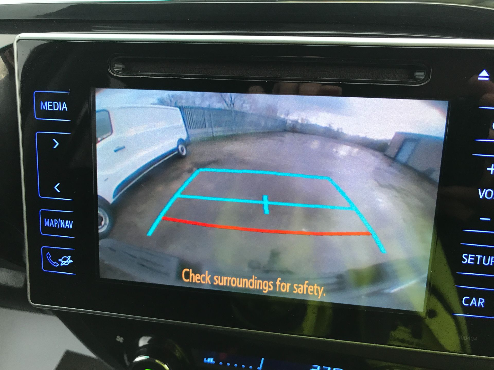 2017 Toyota Hilux  DOUBLE CAB 3.0D4D 4X4 171PS INVINCIBLE EURO 5 (NV17SMO) Image 33