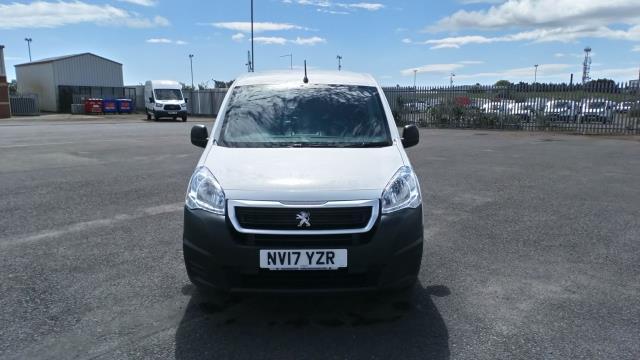2017 Peugeot Partner 850 1.6 Bluehdi 100 Professional Van [Non Ss] (NV17YZR) Image 2