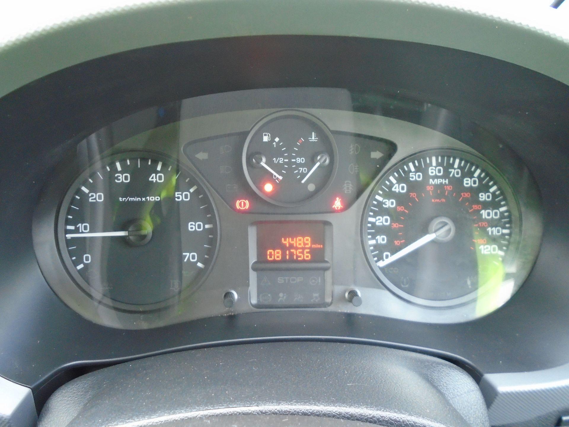 2017 Peugeot Partner 850 1.6 Bluehdi 100 Professional Van [Non Ss] (NV17YZZ) Image 18