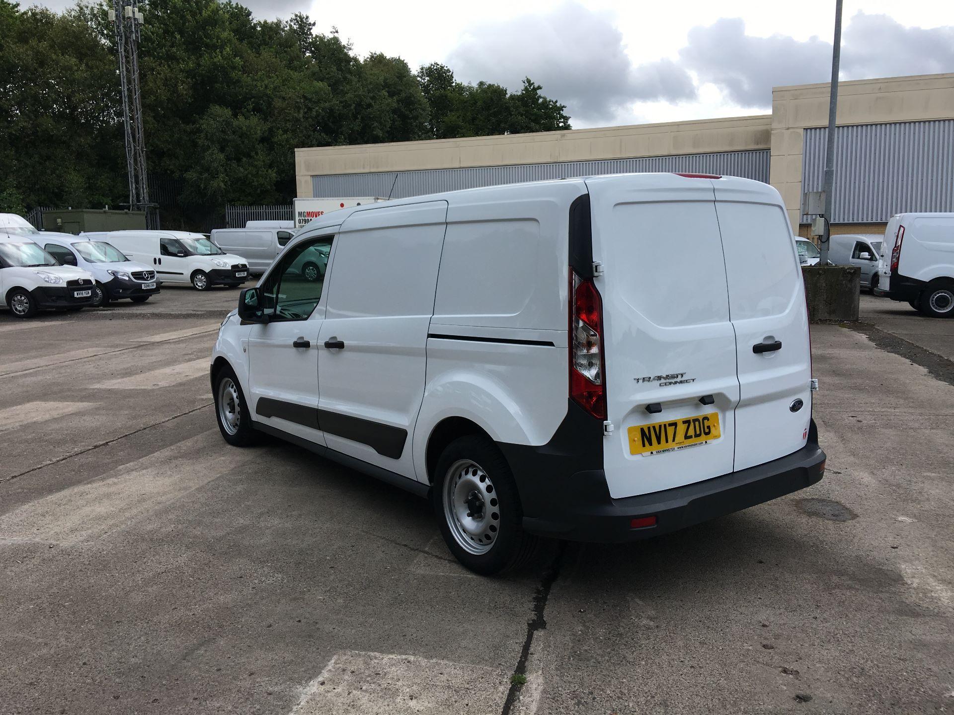 2017 Ford Transit Connect 210 L2 1.5 TDCI 75PS VAN EURO 6 (NV17ZDG) Image 11