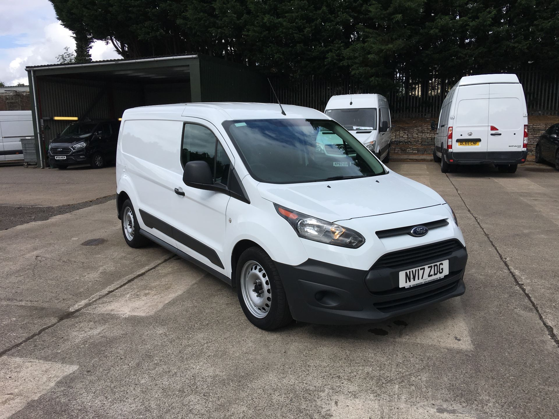 2017 Ford Transit Connect 210 L2 1.5 TDCI 75PS VAN EURO 6 (NV17ZDG)