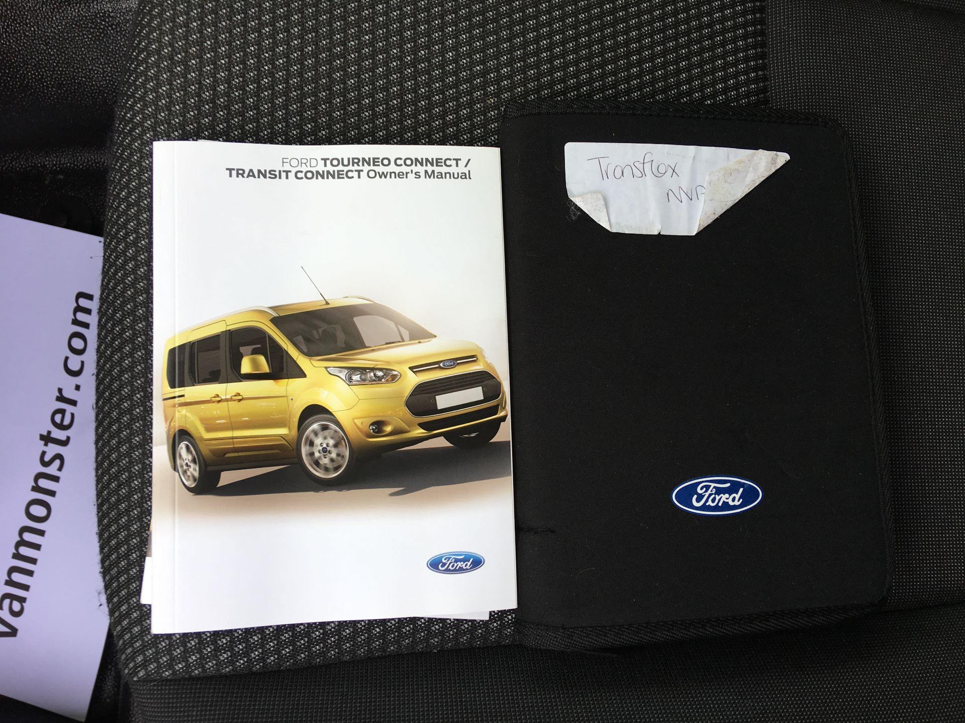 2017 Ford Transit Connect 210 L2 1.5 TDCI 75PS VAN EURO 6 (NV17ZDG) Image 20