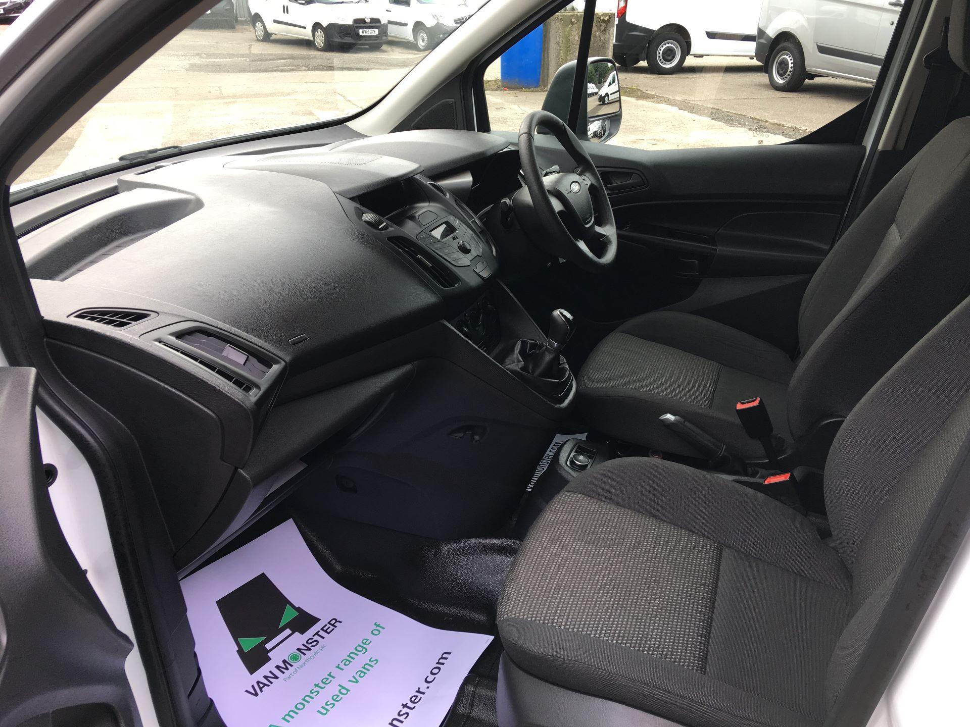 2017 Ford Transit Connect 210 L2 1.5 TDCI 75PS VAN EURO 6 (NV17ZDG) Image 13