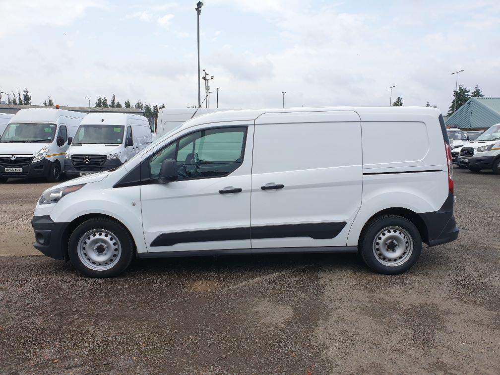 2017 Ford Transit Connect  210 L2 Diesel 1.5 TDCi 75PS Van EURO 6 (NV17ZDT) Image 4
