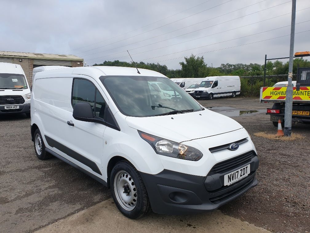 2017 Ford Transit Connect  210 L2 Diesel 1.5 TDCi 75PS Van EURO 6 (NV17ZDT)
