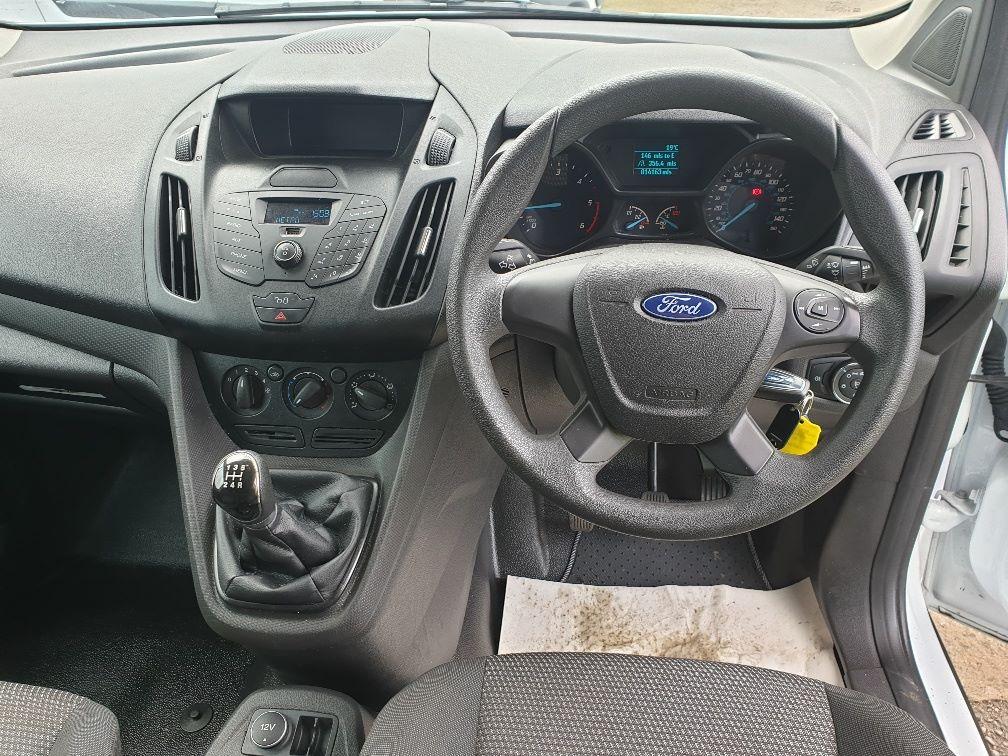 2017 Ford Transit Connect  210 L2 Diesel 1.5 TDCi 75PS Van EURO 6 (NV17ZDT) Image 16