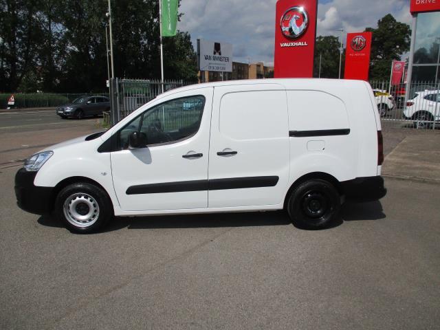 2018 Peugeot Partner L2 715 S 1.6 BLUEHDI 100 CREW VAN EURO 6  (NV18EFT) Image 8