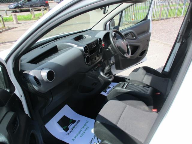 2018 Peugeot Partner L2 715 S 1.6 BLUEHDI 100 CREW VAN EURO 6  (NV18EFT) Image 17