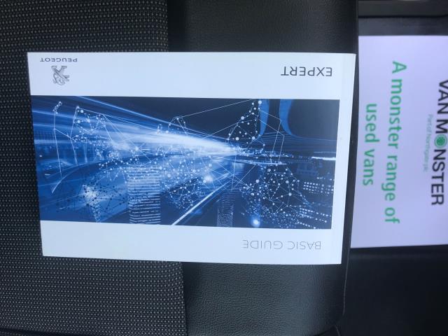 2018 Peugeot Expert STANDARD 1000 1.6 BLUEHDI 95 PROFESSIONAL EURO 6 (NV18MWF) Image 51