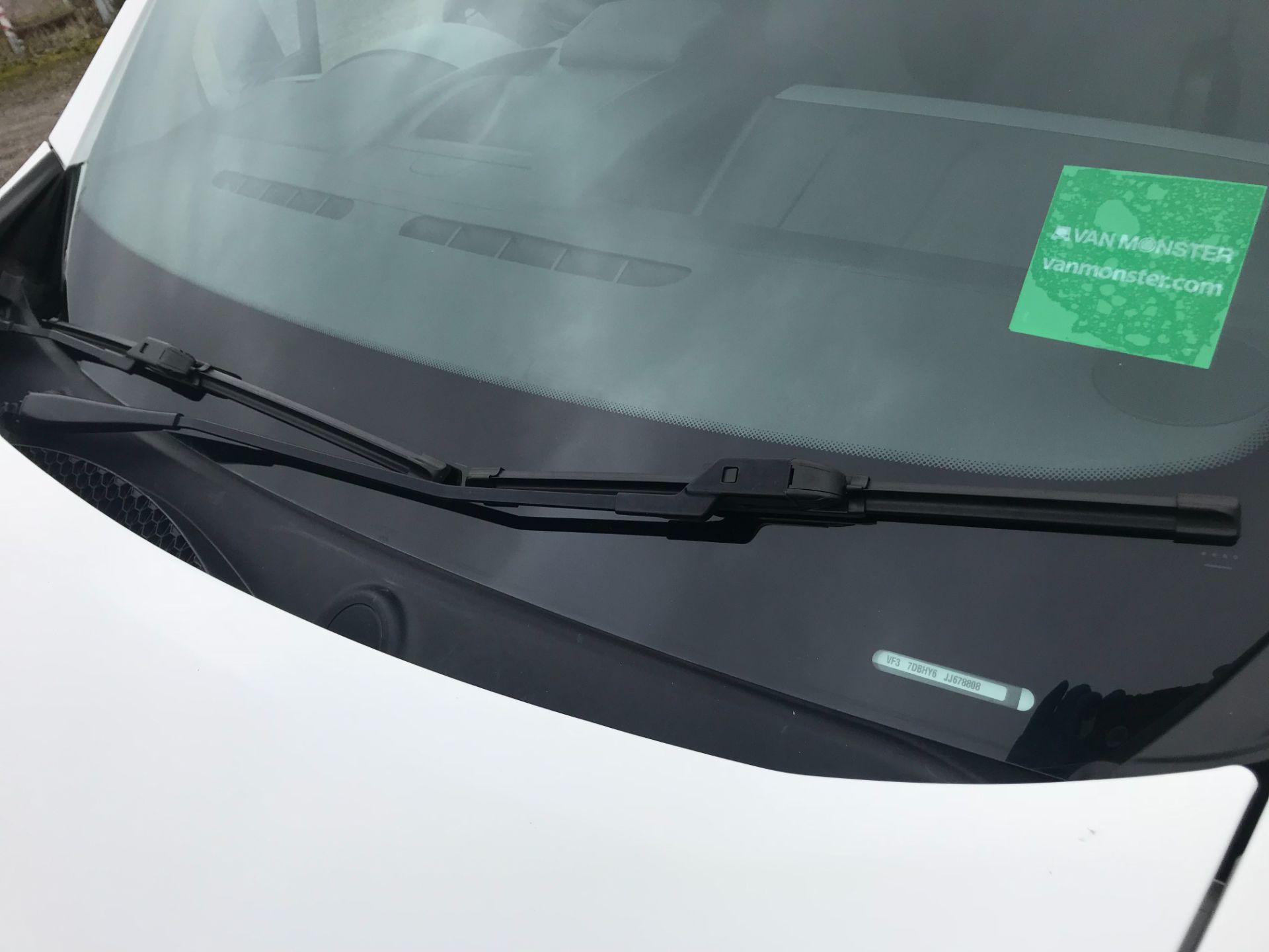 2018 Peugeot Partner 850 1.6 Bluehdi 100 Professional Van [Non Ss] EURO 6 (NV18MWN) Image 38