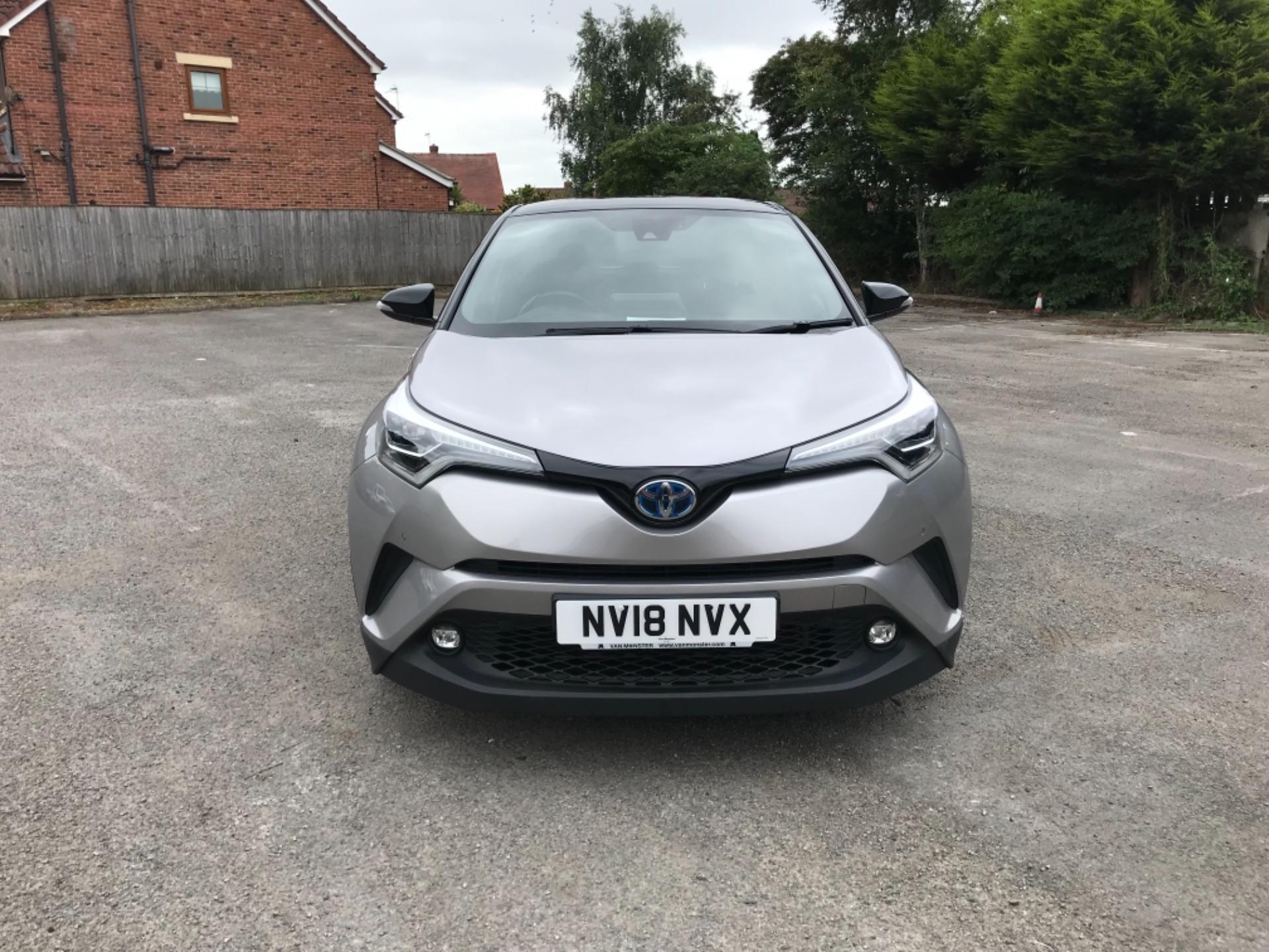2018 Toyota C-Hr 1.8 Hybrid Dynamic 5Dr Cvt (NV18NVX) Image 2