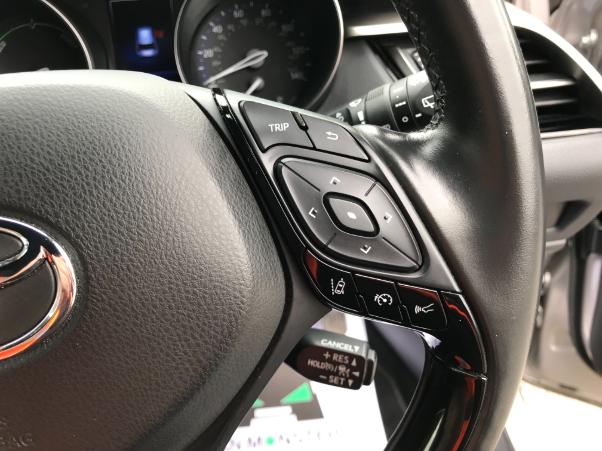 2018 Toyota C-Hr 1.8 Hybrid Dynamic 5Dr Cvt (NV18NVX) Image 18
