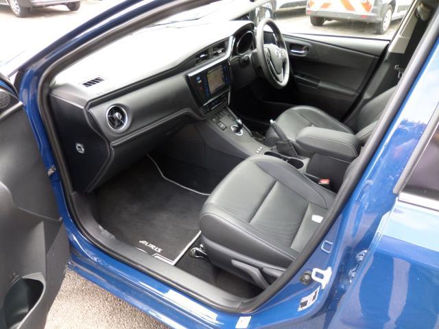 2018 Toyota Auris 1.8 Hybrid Excel Tss 5Dr Cvt [Leather] (NV18NVZ) Image 7