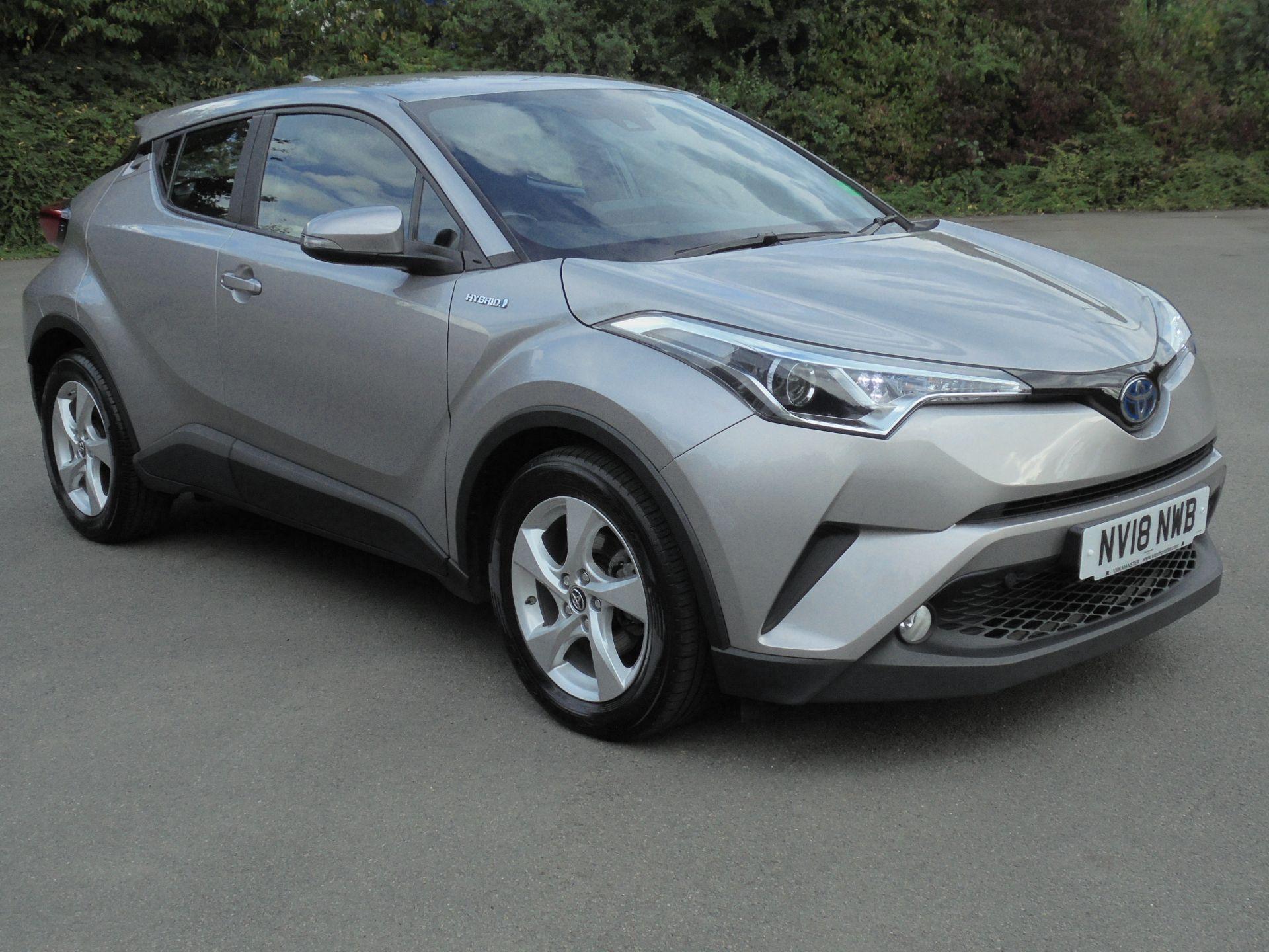 2018 Toyota C-Hr 1.8 Hybrid Icon 5Dr Cvt (NV18NWB)