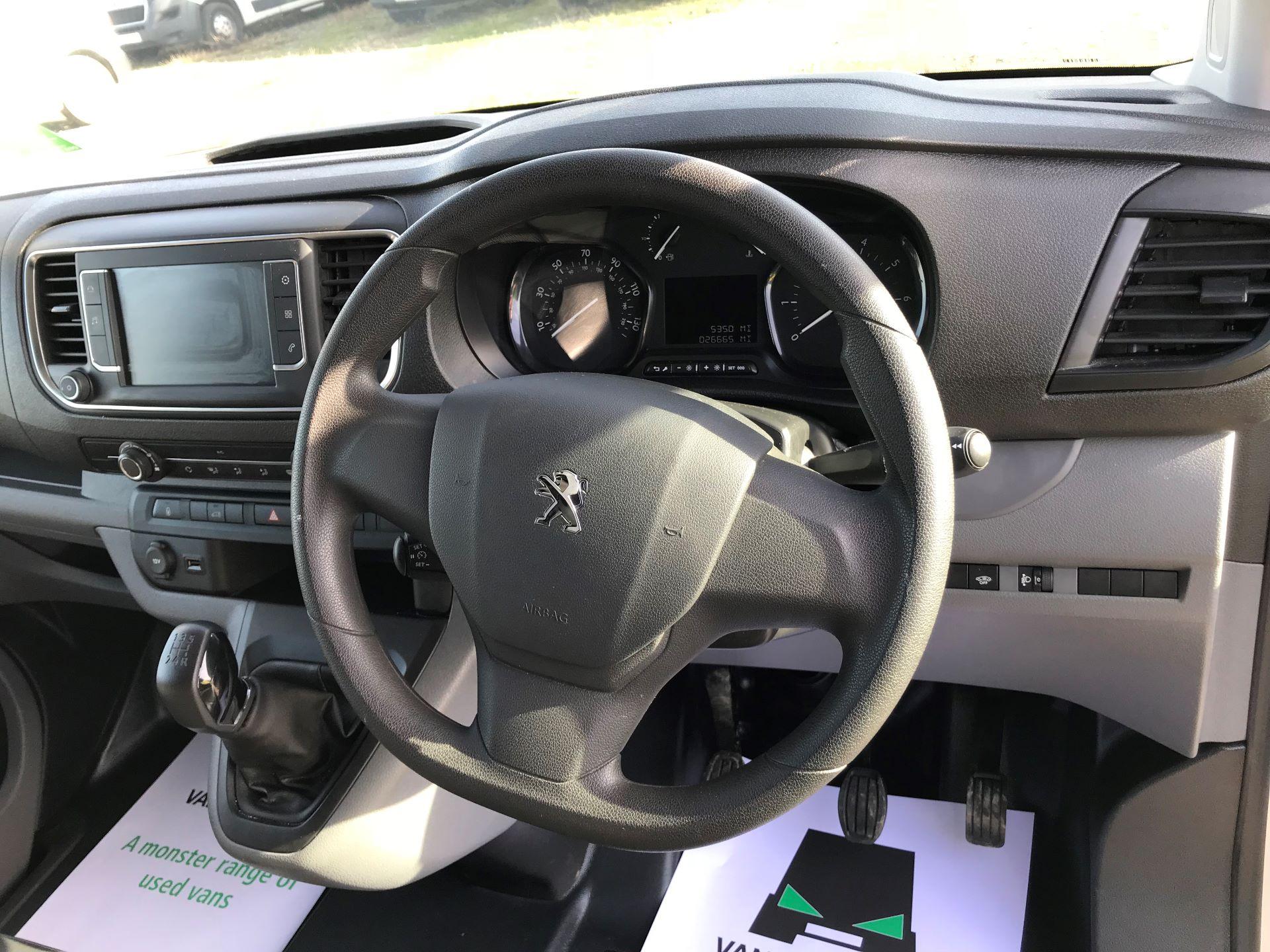 2018 Peugeot Expert STANDARD 1000 1.6 BLUEHDI 95 PROFESSIONAL EURO 6 (NV18UNL) Image 25