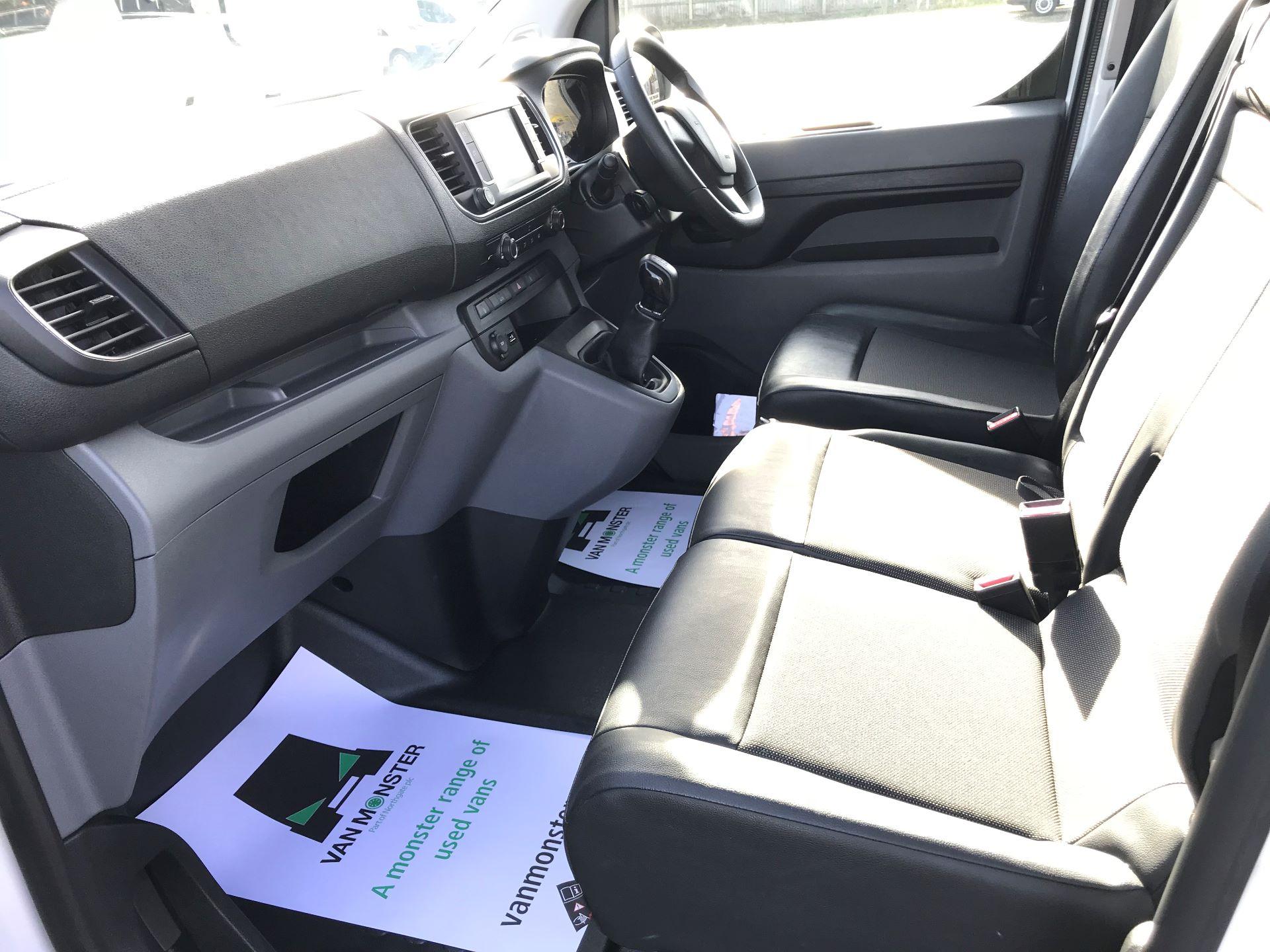 2018 Peugeot Expert STANDARD 1000 1.6 BLUEHDI 95 PROFESSIONAL EURO 6 (NV18UNL) Image 22