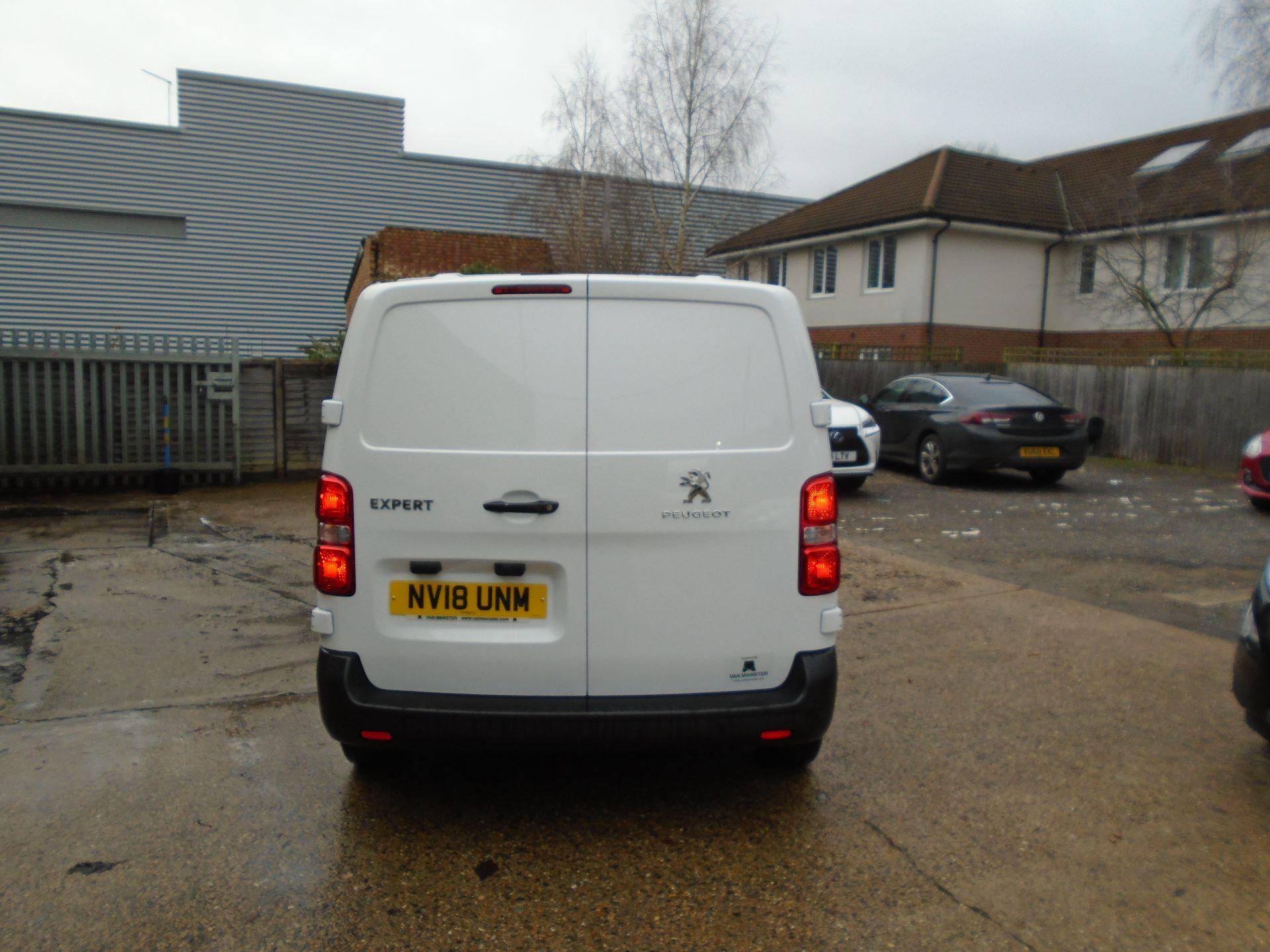2018 Peugeot Expert 1000 1.6 Bluehdi 95 Professional Van(EURO 6) (NV18UNM) Image 7
