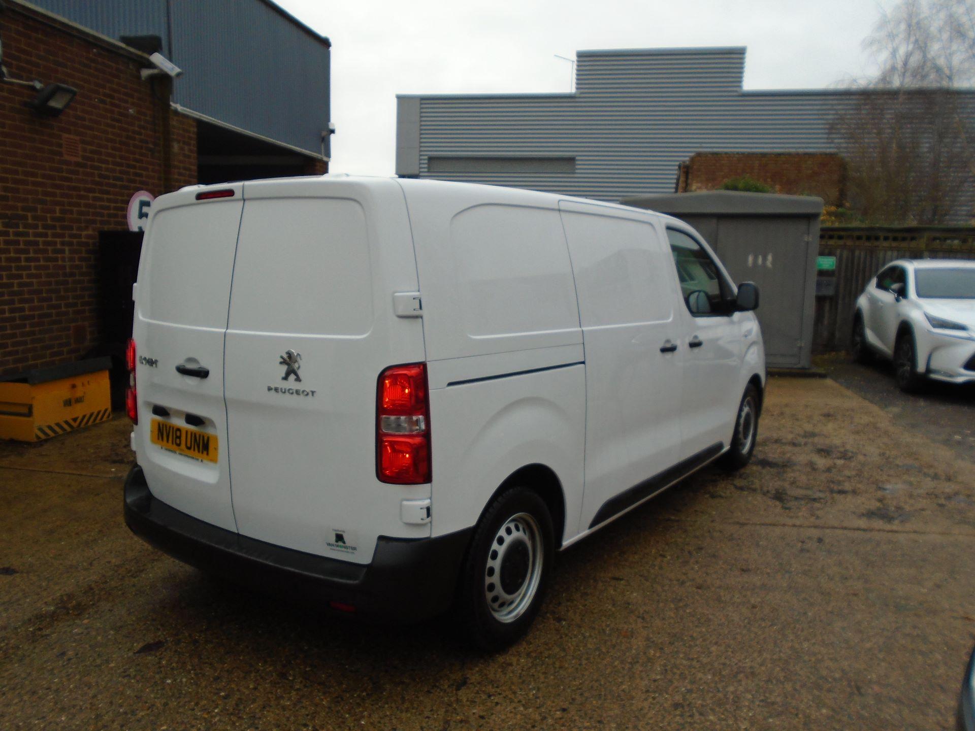 2018 Peugeot Expert 1000 1.6 Bluehdi 95 Professional Van(EURO 6) (NV18UNM) Image 6