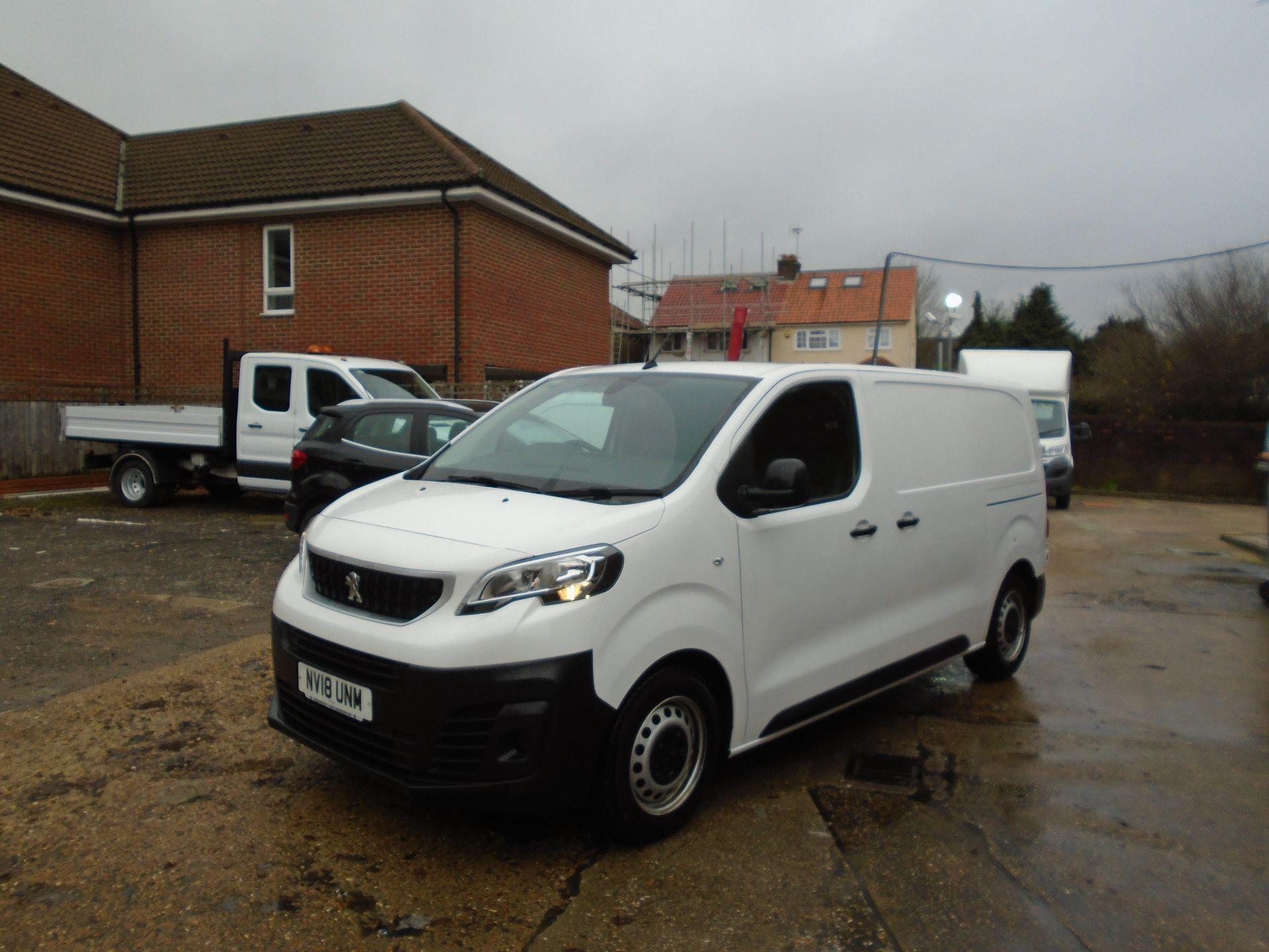 2018 Peugeot Expert 1000 1.6 Bluehdi 95 Professional Van(EURO 6) (NV18UNM) Image 3