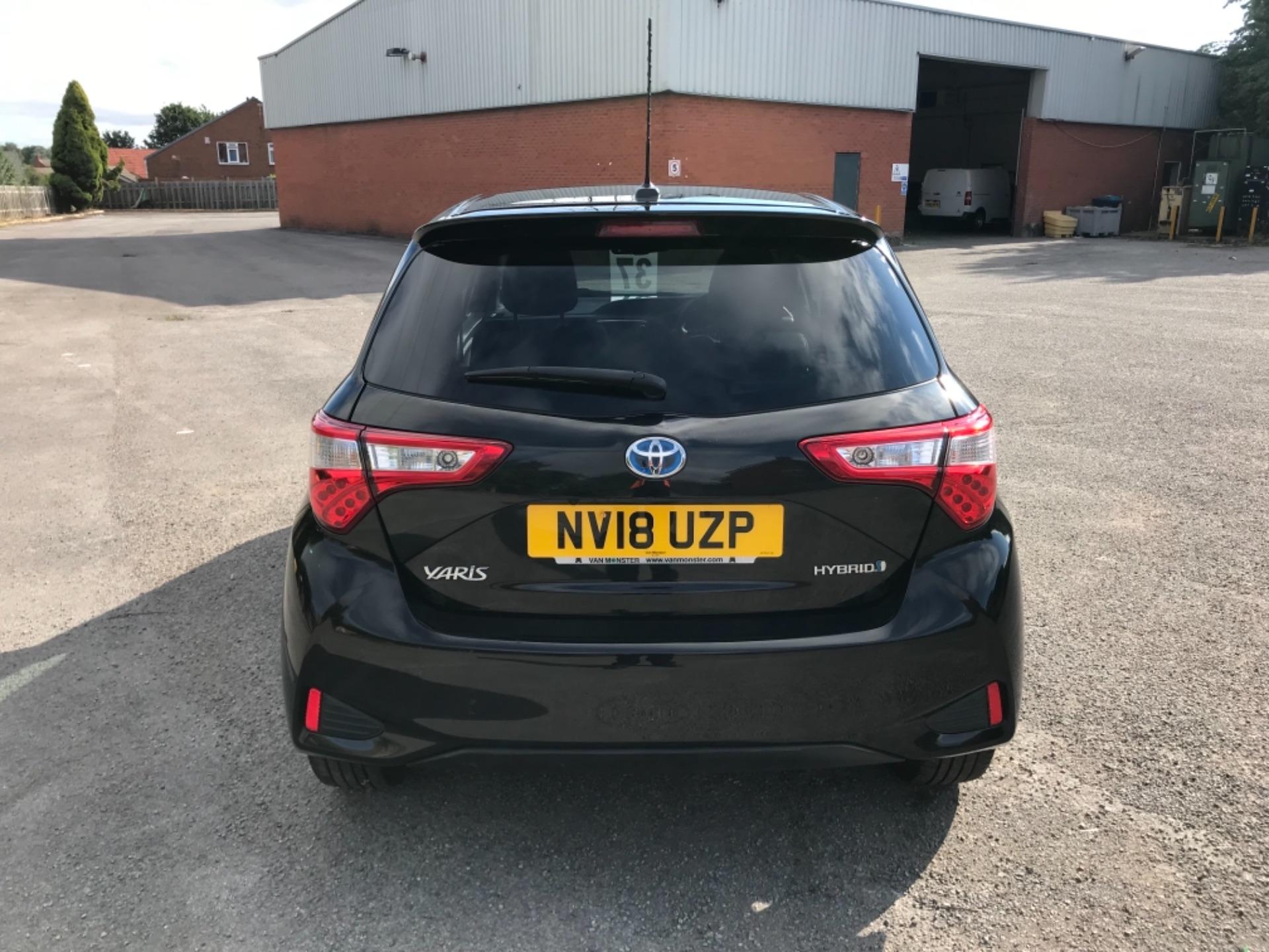 2018 Toyota Yaris 1.5 Hybrid Excel 5Dr Cvt (NV18UZP) Image 6