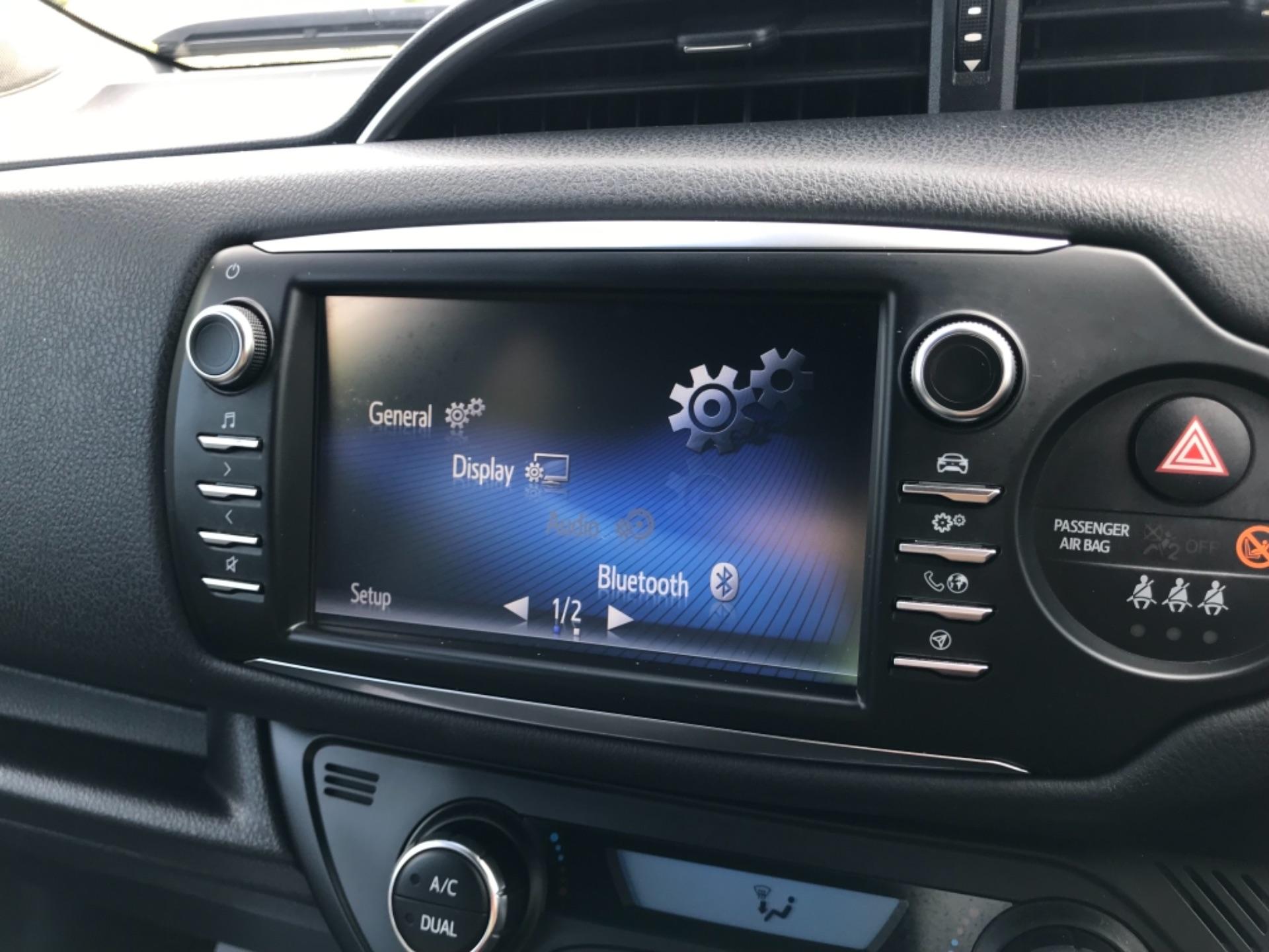 2018 Toyota Yaris 1.5 Hybrid Excel 5Dr Cvt (NV18UZP) Image 27