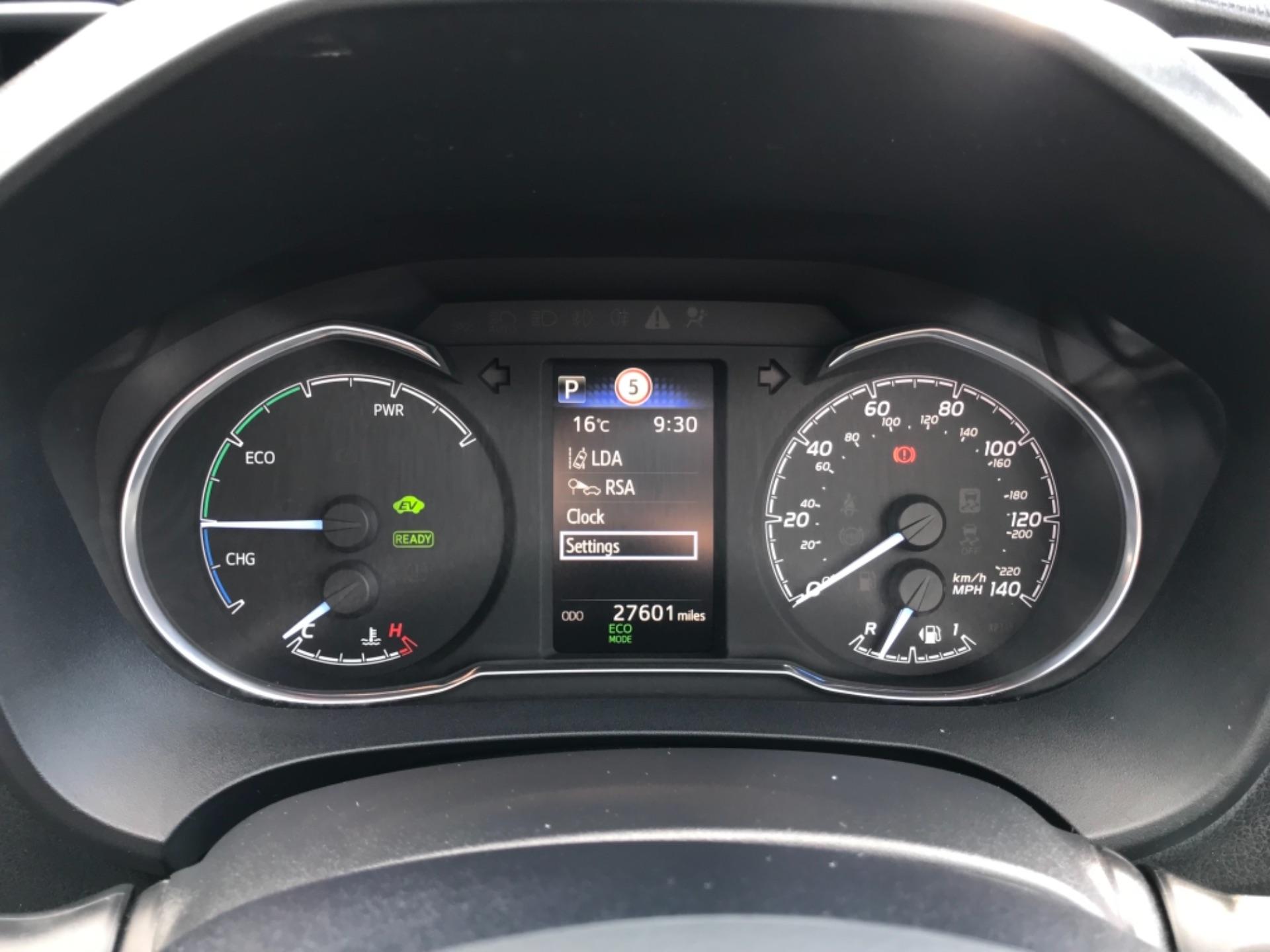 2018 Toyota Yaris 1.5 Hybrid Excel 5Dr Cvt (NV18UZP) Image 23