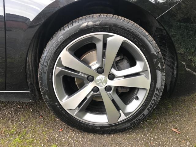 2018 Peugeot 308 1.5 Bluehdi 130 Allure 5Dr (NV18ZWY) Image 7