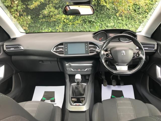 2018 Peugeot 308 1.5 Bluehdi 130 Allure 5Dr (NV18ZWY) Image 14