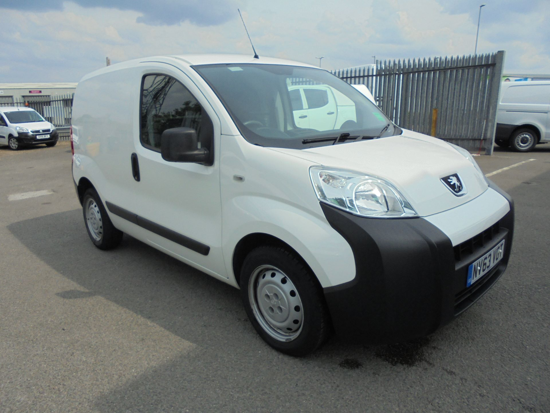 2014 Peugeot Bipper  1.3 HDI 75 NON S/S  EURO 5 (NV63VGT)