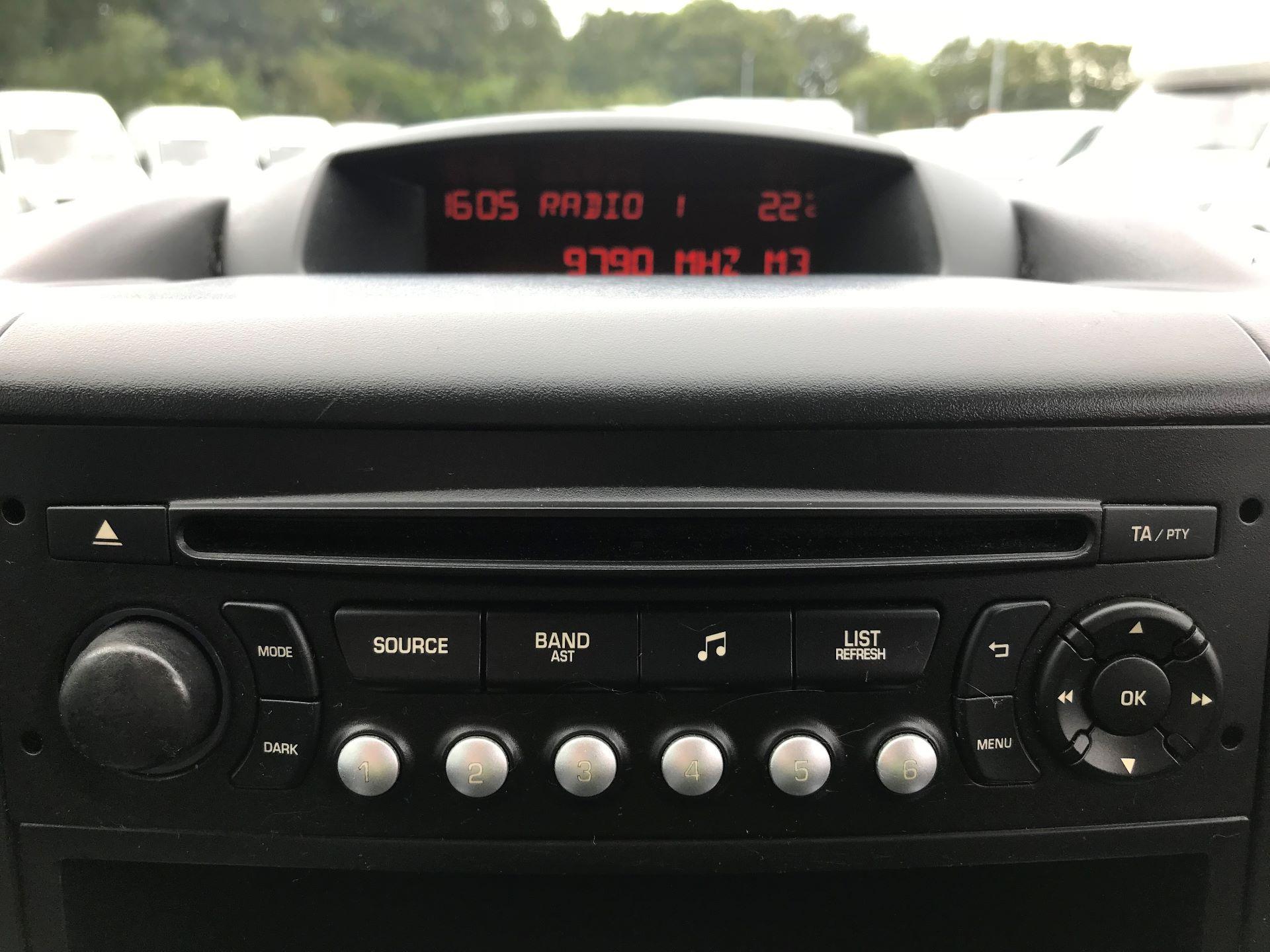2014 Peugeot Partner L1 850 S 1.6 92PS (SLD) EURO 5 (NV63VJA) Image 22