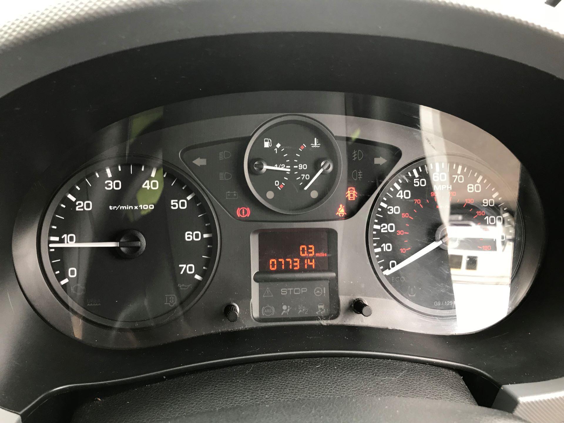 2014 Peugeot Partner L1 850 S 1.6 92PS (SLD) EURO 5 (NV63VJA) Image 21