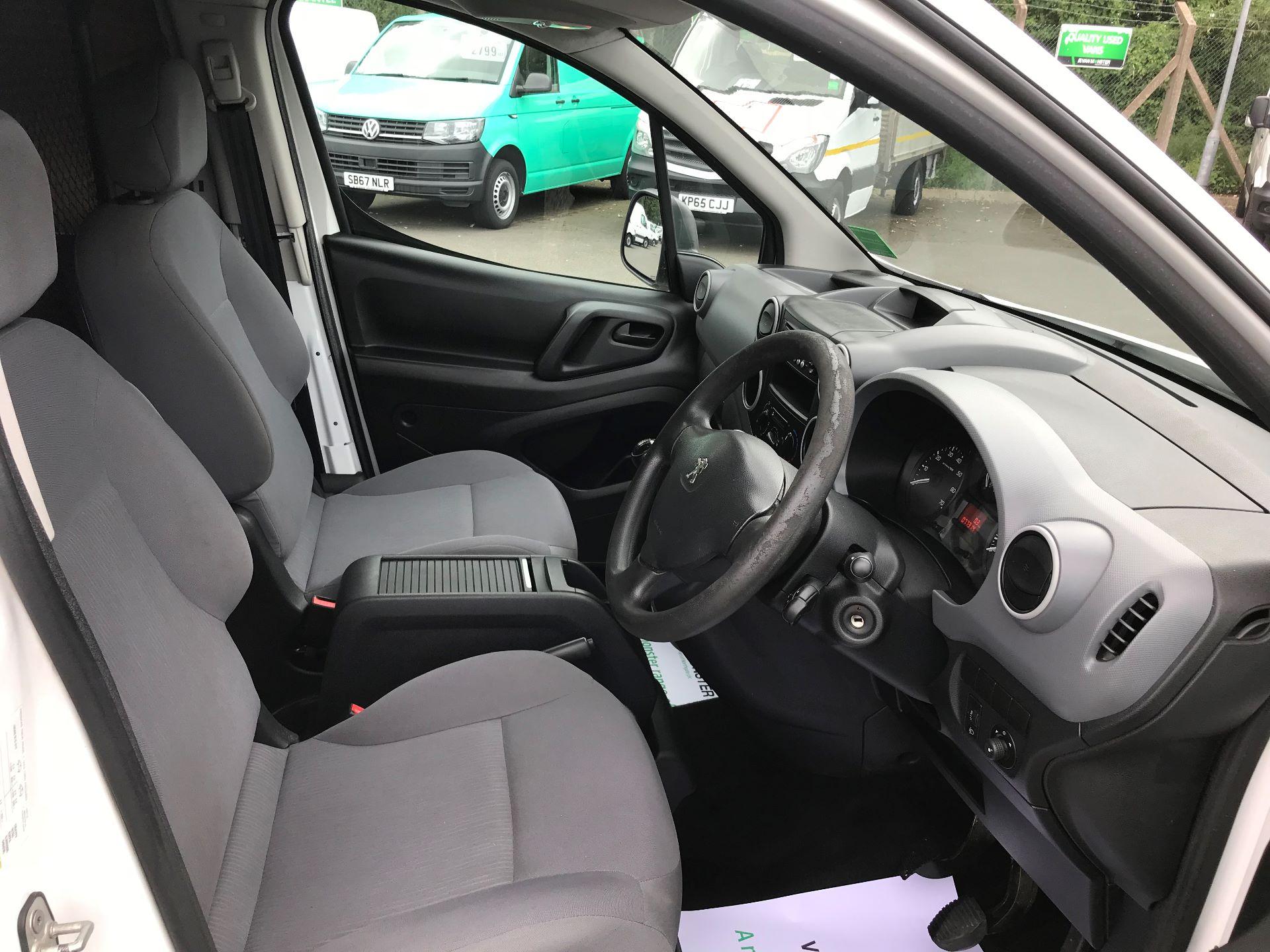 2014 Peugeot Partner L1 850 S 1.6 92PS (SLD) EURO 5 (NV63VJA) Image 19