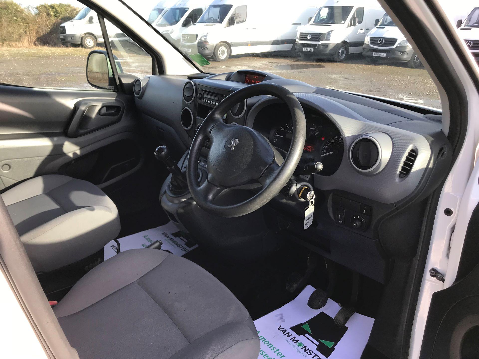2014 Peugeot Partner L1 850 S 1.6 92PS (SLD) EURO 5 (NV64BHN) Image 16