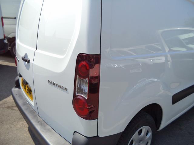 2014 Peugeot Partner L1 850 S 1.6 92PS (SLD) EURO 5 (NV64BNF) Image 16