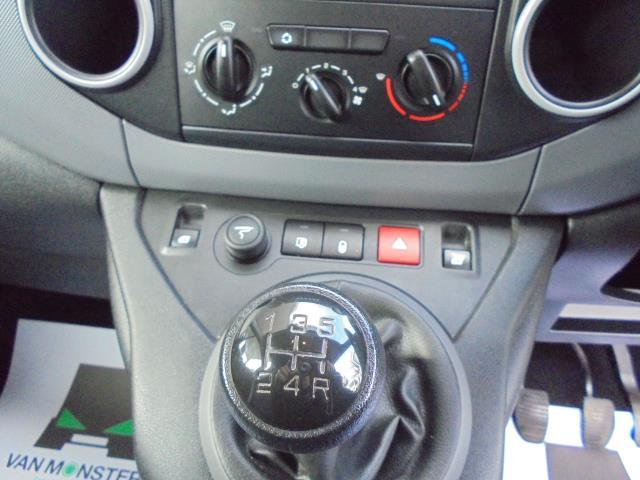 2014 Peugeot Partner L1 850 S 1.6 92PS (SLD) EURO 5 (NV64BPK) Image 11