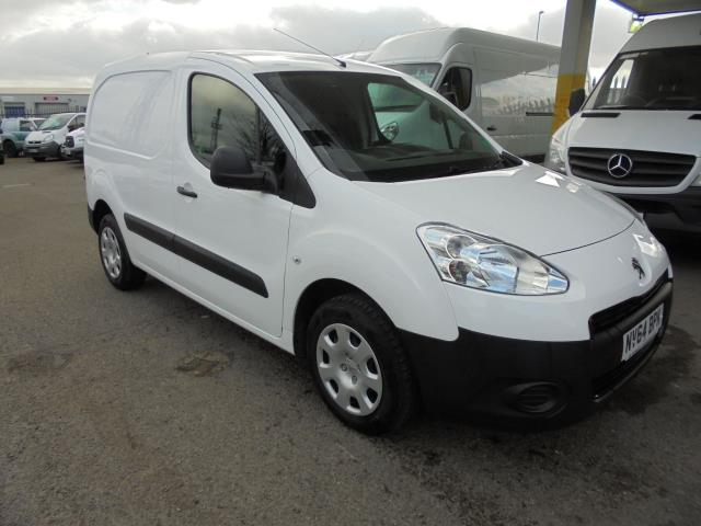 2014 Peugeot Partner L1 850 S 1.6 92PS (SLD) EURO 5 (NV64BPK)