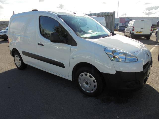 2014 Peugeot Partner L1 850 S 1.6 92PS (SLD) EURO 5 (NV64BPY)