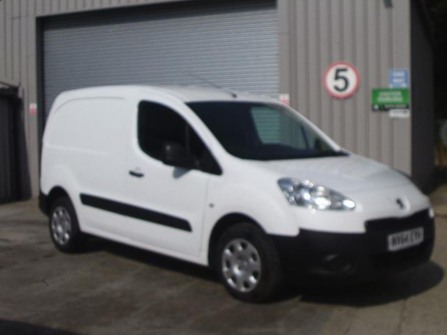 2014 Peugeot Partner L1 850 S 1.6 92PS (SLD) EURO 5 (NV64EYH)