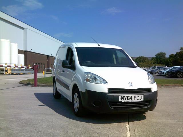 2014 Peugeot Partner 850 S 1.6 Hdi 92 Van [Sld] EURO 5 (NV64FCJ)