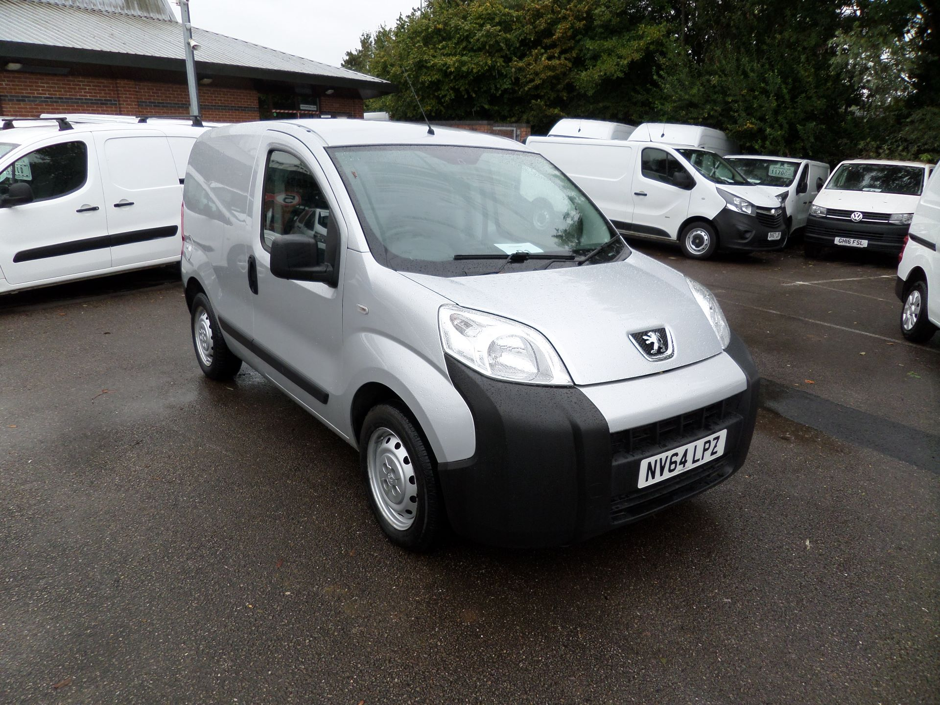 2014 Peugeot Bipper 1.3 Hdi 75 S Plus Pack [Sld] Euro 5 (NV64LPZ)