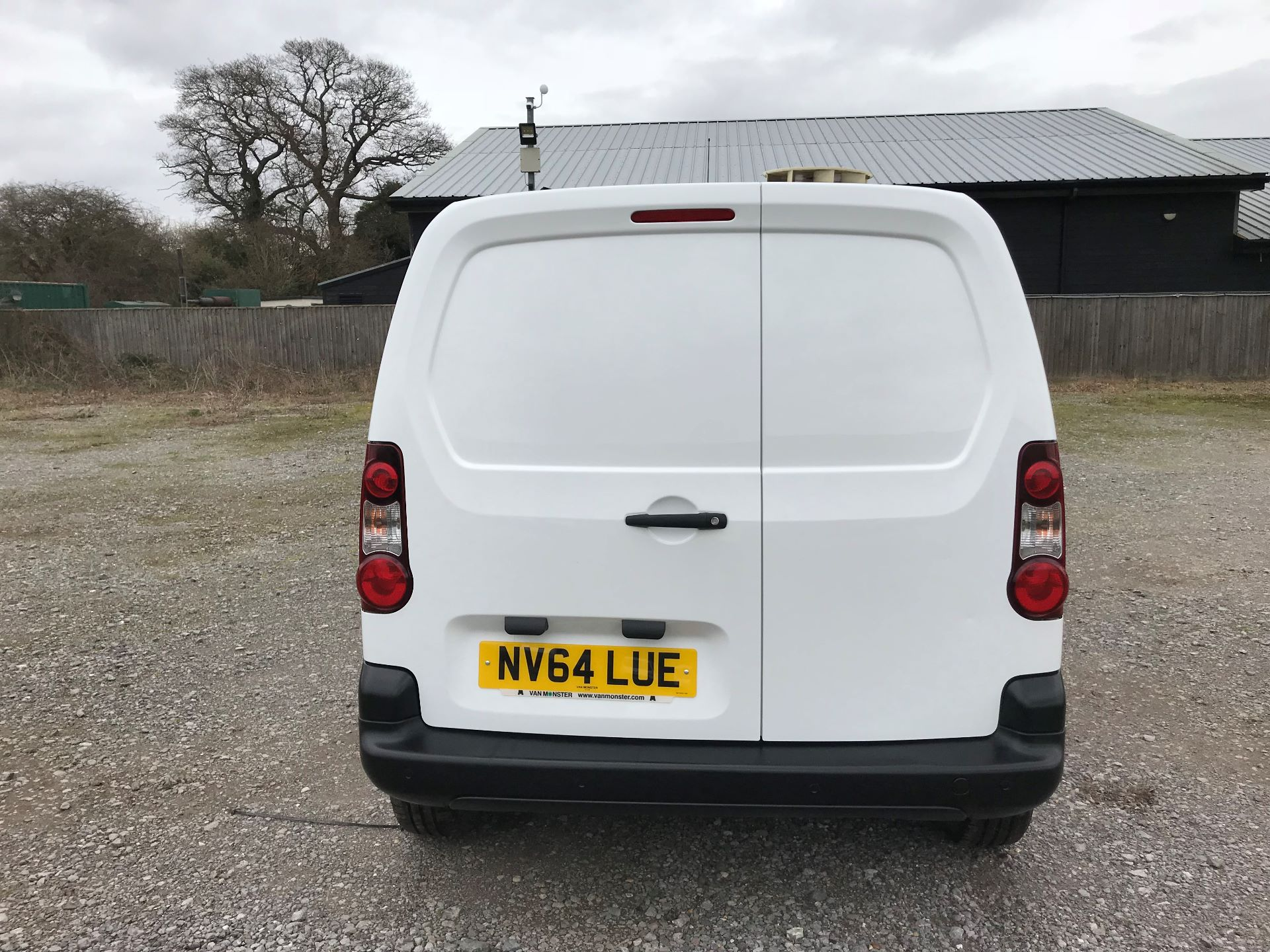 2015 Peugeot Partner L1 850 S 1.6 92PS (SLD) EURO 5 (NV64LUE) Image 5