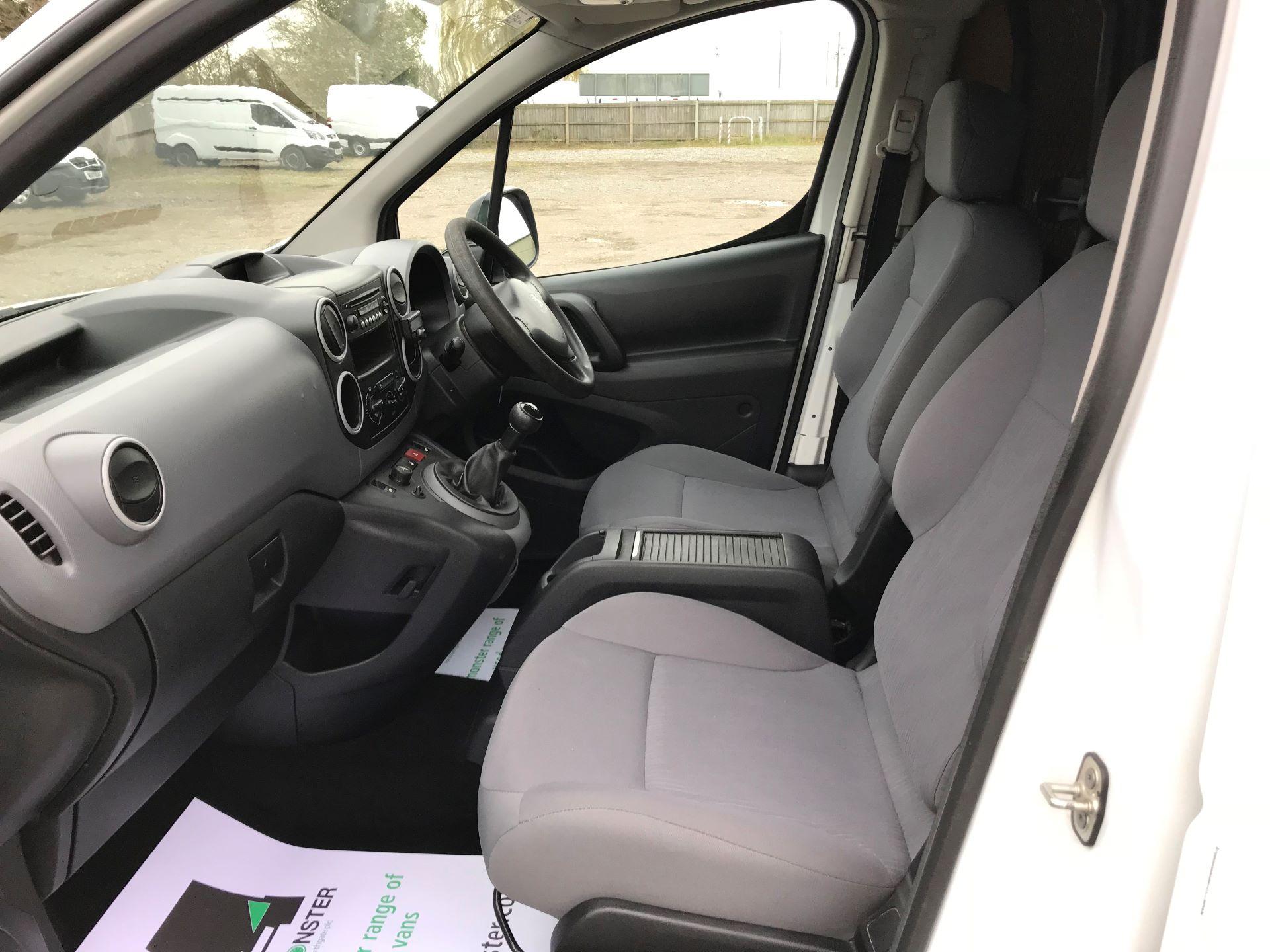 2015 Peugeot Partner L1 850 S 1.6 92PS (SLD) EURO 5 (NV64LUE) Image 14
