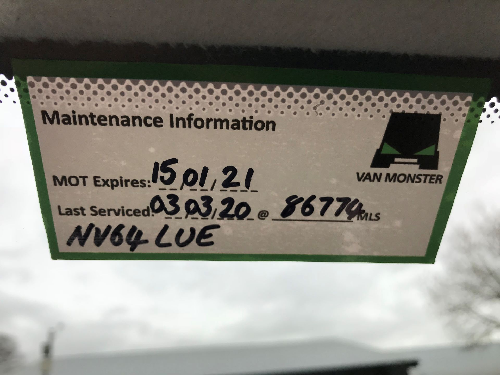 2015 Peugeot Partner L1 850 S 1.6 92PS (SLD) EURO 5 (NV64LUE) Image 25