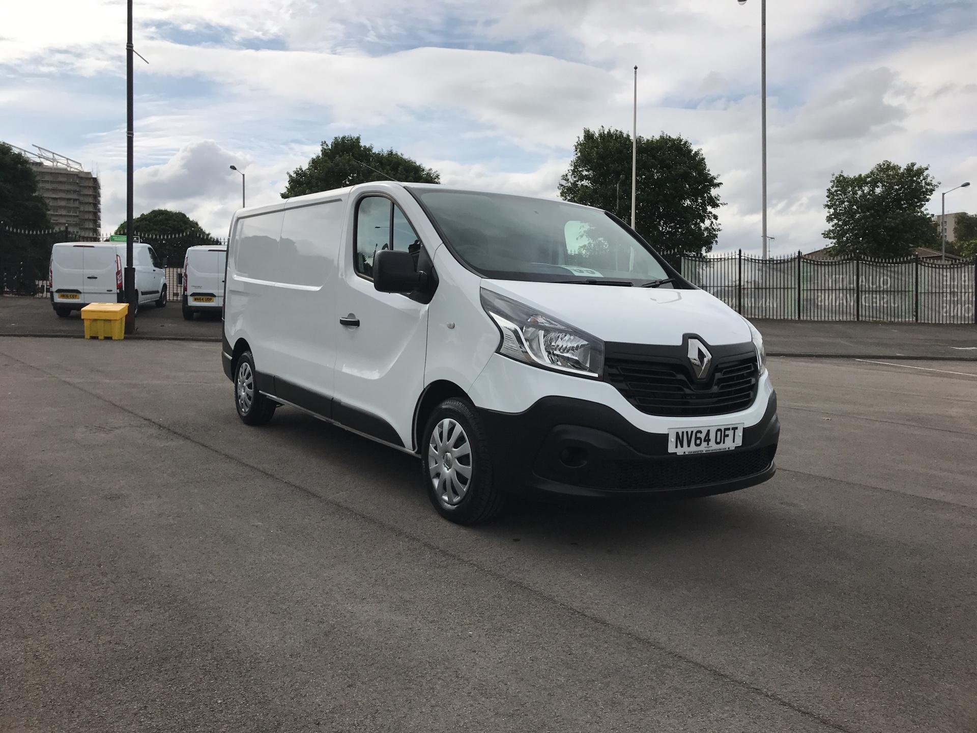 2014 Renault Trafic LL29DCI 115 BUSINESS VAN  (NV64OFT)