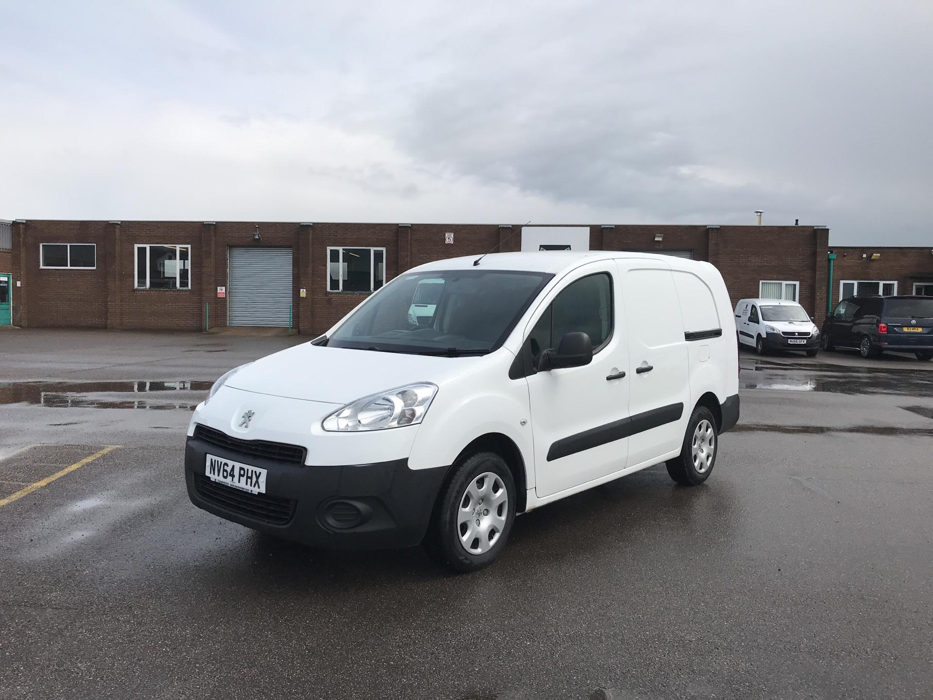 2015 Peugeot Partner L2 716 1.6 92PS CREW VAN EURO 5 (NV64PHX) Thumbnail 7