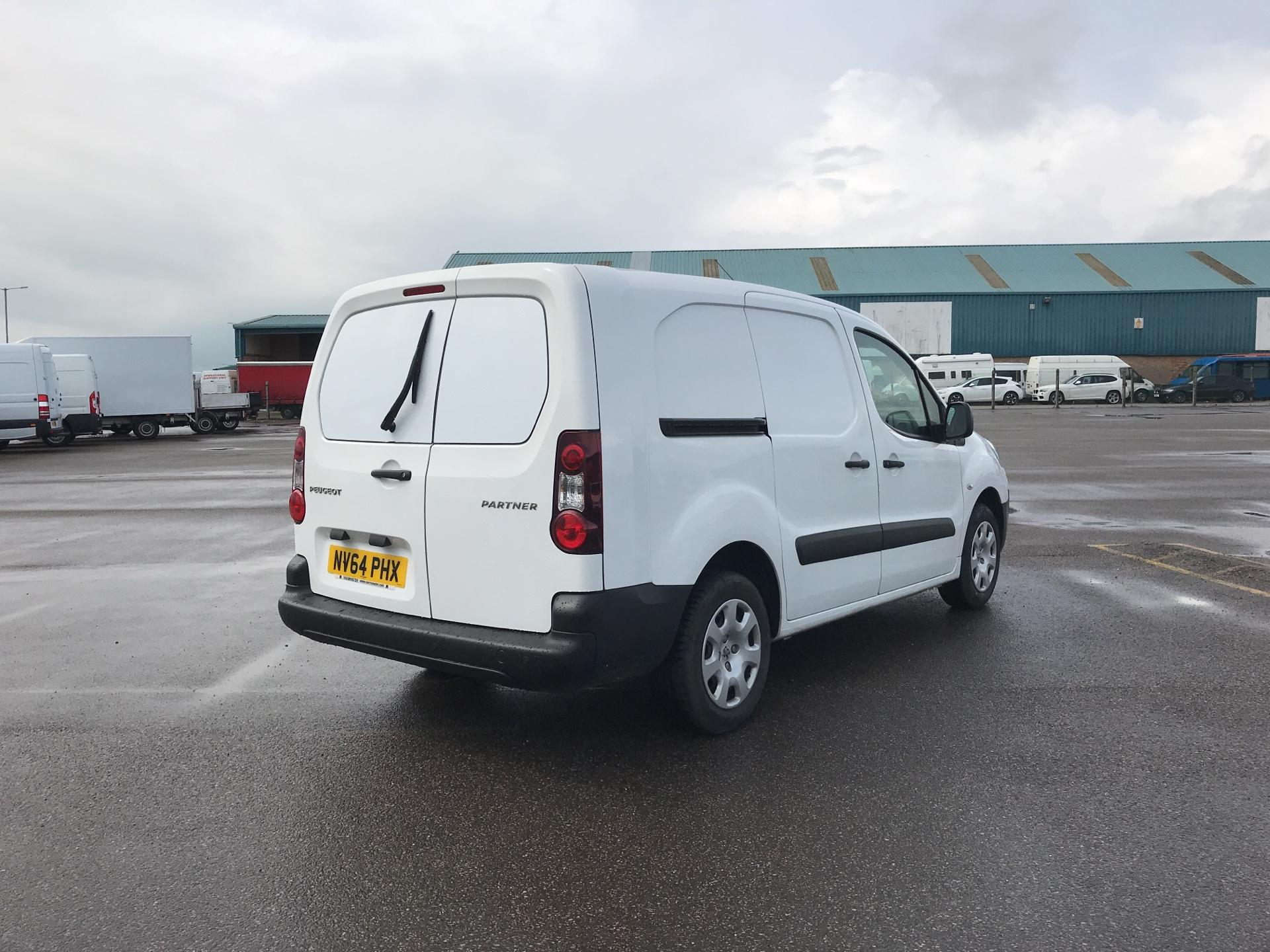 2015 Peugeot Partner L2 716 1.6 92PS CREW VAN EURO 5 (NV64PHX) Thumbnail 3