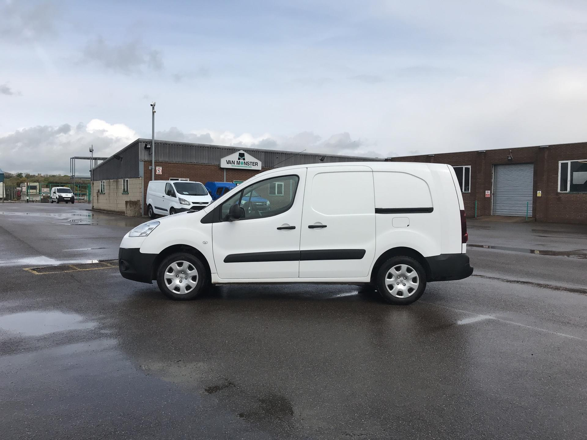 2015 Peugeot Partner L2 716 1.6 92PS CREW VAN EURO 5 (NV64PHX) Thumbnail 6