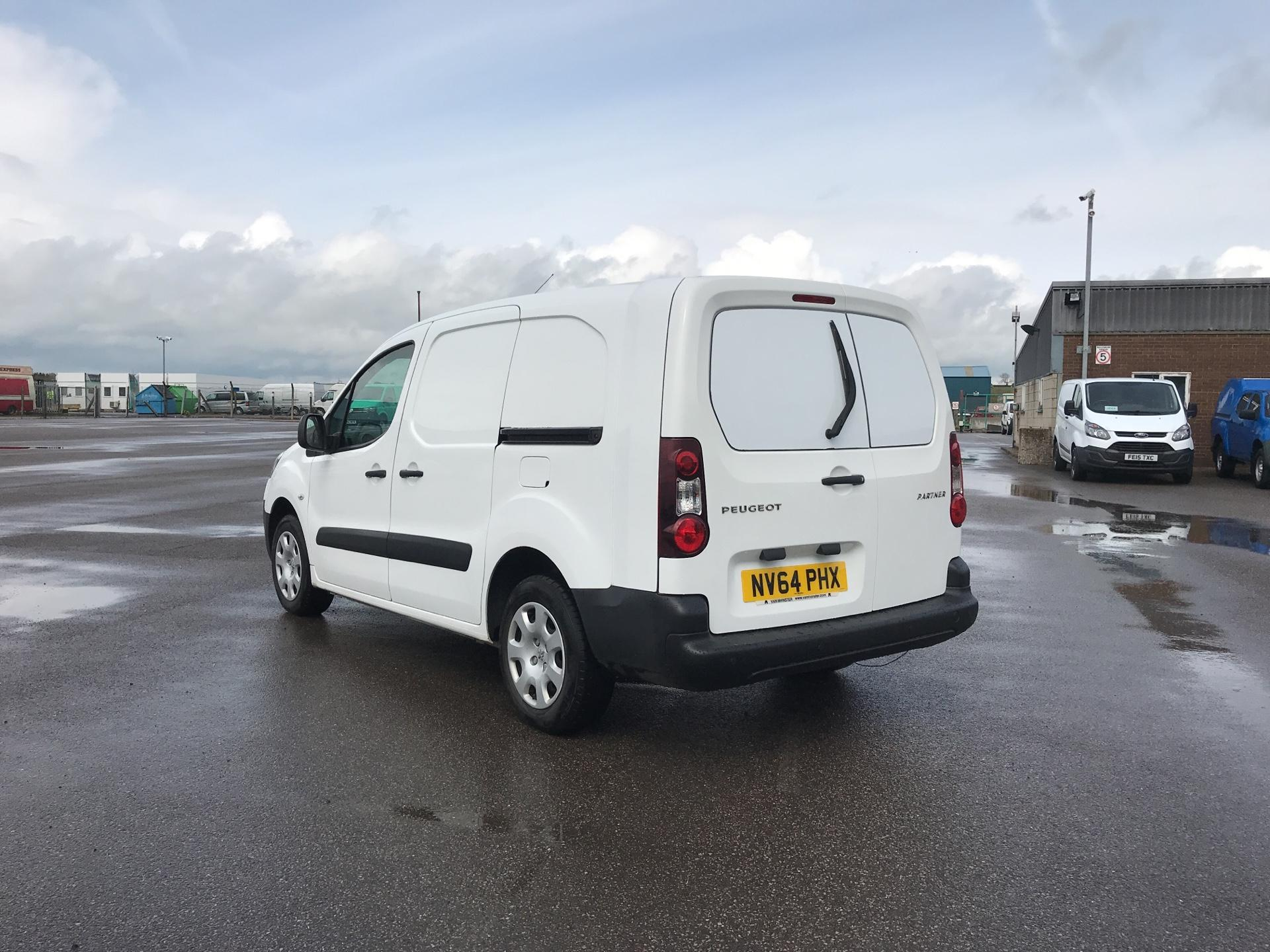 2015 Peugeot Partner L2 716 1.6 92PS CREW VAN EURO 5 (NV64PHX) Thumbnail 5