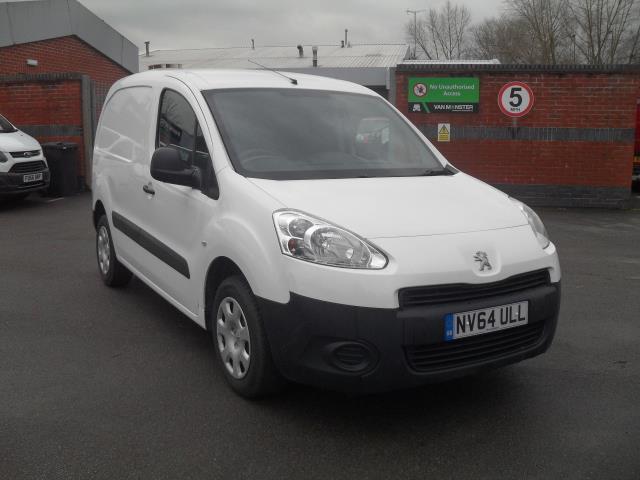2015 Peugeot Partner 850 S 1.6 Hdi 92 Van (NV64ULL)